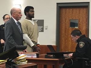 Naesean Howard was sentenced to 10 years in prison this morning.
